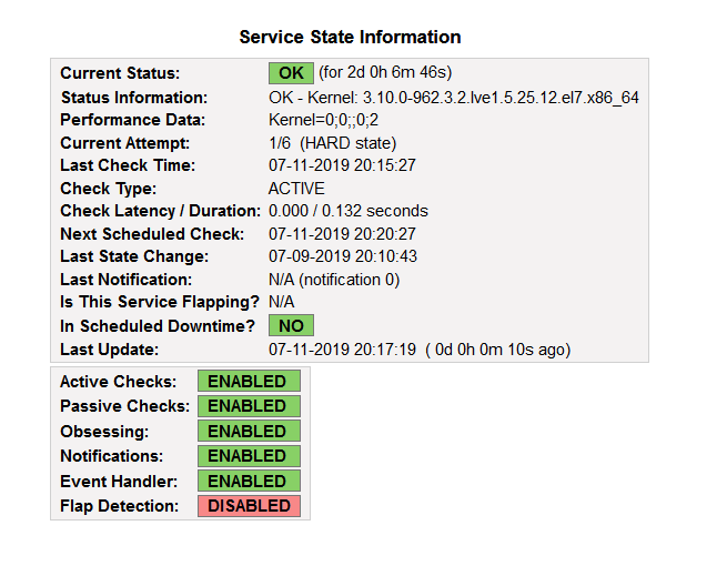 How to check if your server or any services needs restarting